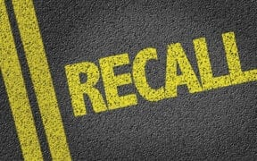 PRODUCT RECALL PREPARATIONS